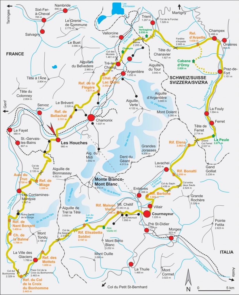 map-of-tour-de-mont-blanc
